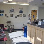 waiting area BMW repair services Mercedes Sacramento