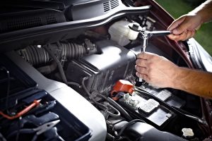 Picture of car Repair service.