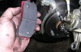 photo of Brakes of car