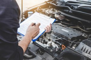 Mechanic Reviews Service Checklist